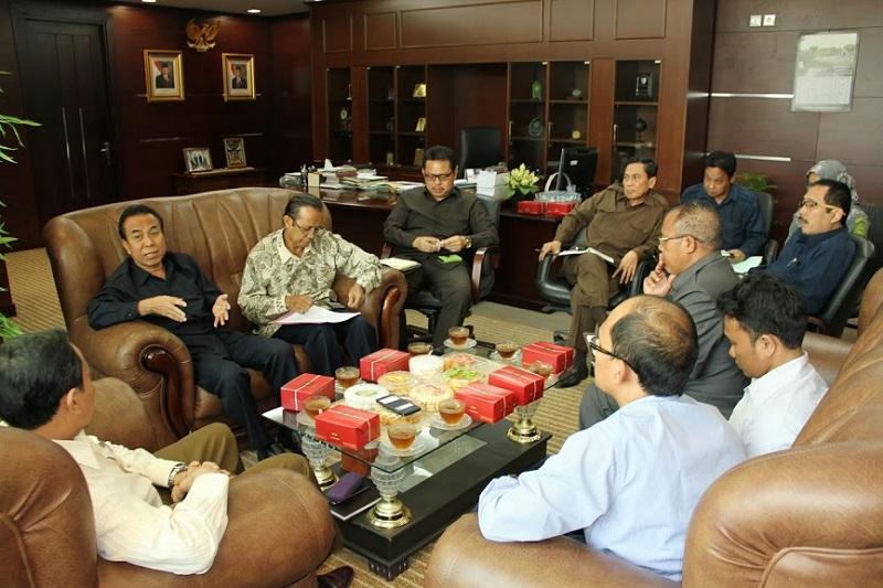 Kunjungan Silahturahmi Pengurus Pusat HISSI Ke Badilag
